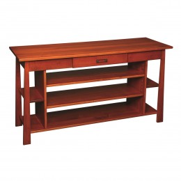 Craftsmen Open TV Stand