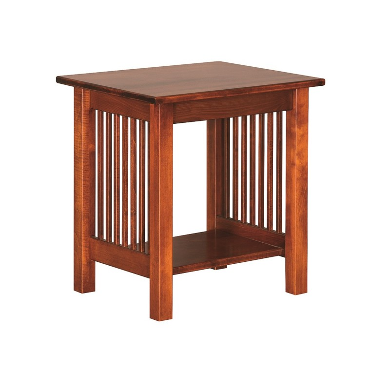 Mission Small End Table Amish Mission Small End Table  : 185 26 Mission Small Mission End Table Maple 800x800 from www.countrylanefurniture.com size 800 x 800 jpeg 67kB