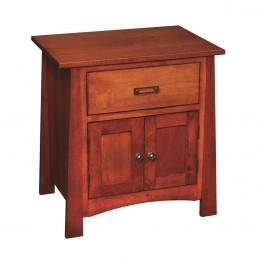 Craftsmen Nightstand  w/ Doors