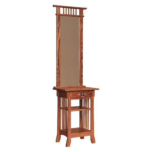 Royal Hall Table & Mirror