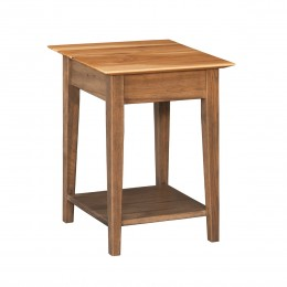 Simplicity Small End Table