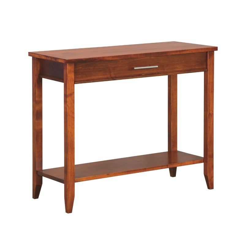 Contemporary Foyer Console : Contemporary hall console country lane furniture