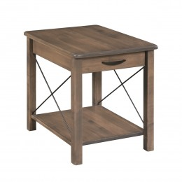 Crossway Large End Table