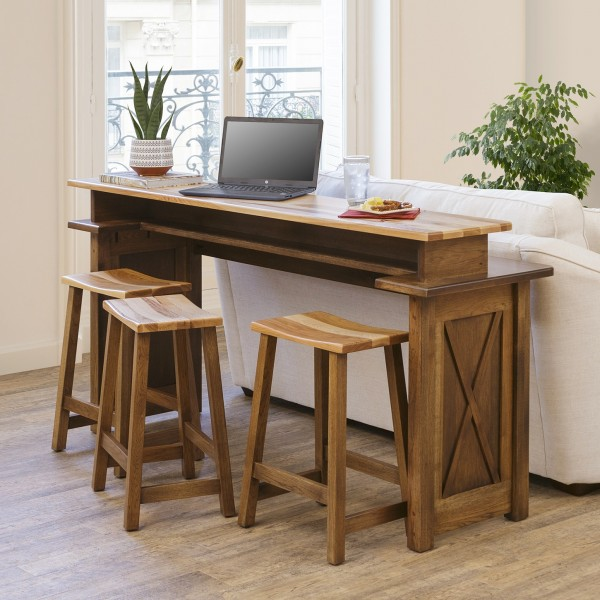 Crossway Console Bar Table