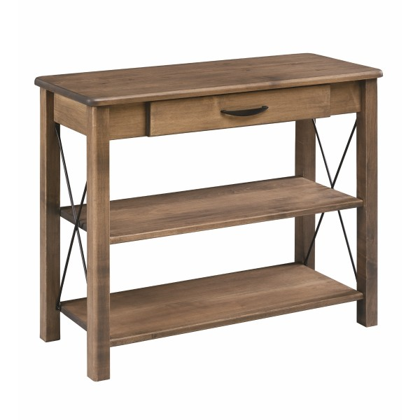 Crossway Console Table