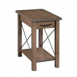 Crossway Chairside Table