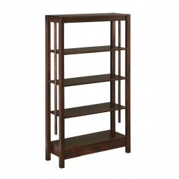 Gap Open Bookcase