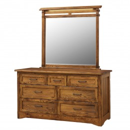 Farmstead Dresser & Mirror
