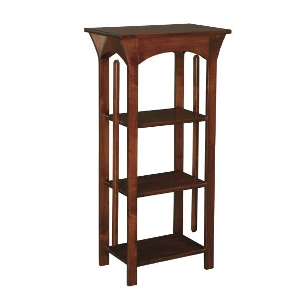 Monarch 2' Bookcase