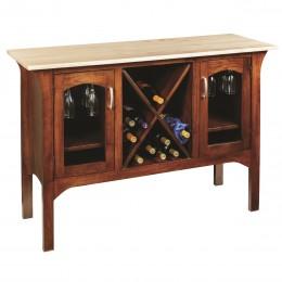 Monarch Wine Server