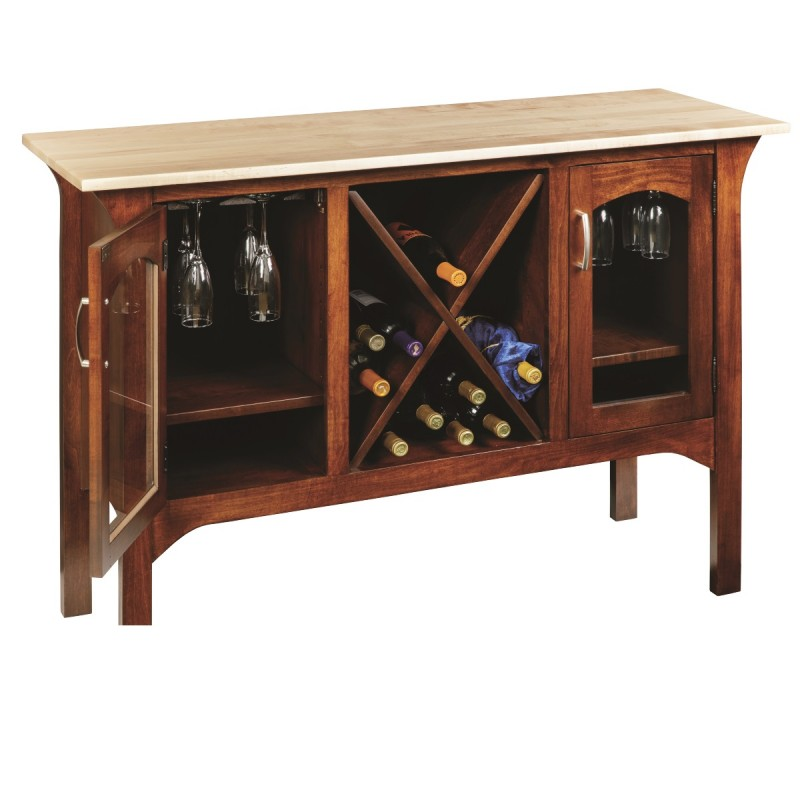 Monarch Wine Server Pa Handcrafted Amish Made