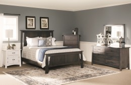 Craftsmen Bedroom Setting