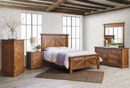 Farmstead Bedroom Setting