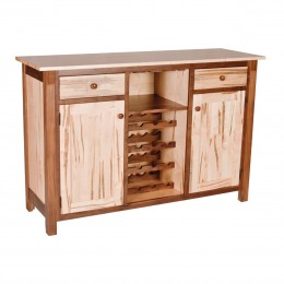Roseburg Wine Cabinet
