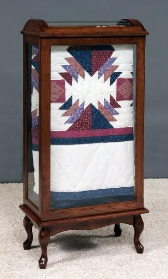 Large Quilt Curio