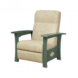 Poly Outdoor Recliner