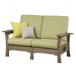 Poly Outdoor Loveseat