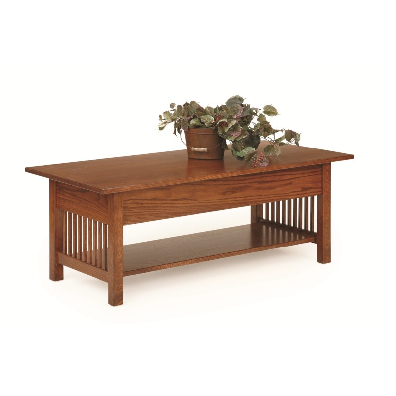 Mission Lift Top Coffee Table Amish Mission Lift Top Coffee Table Country Lane Furniture