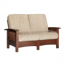 Child's Mission Loveseat