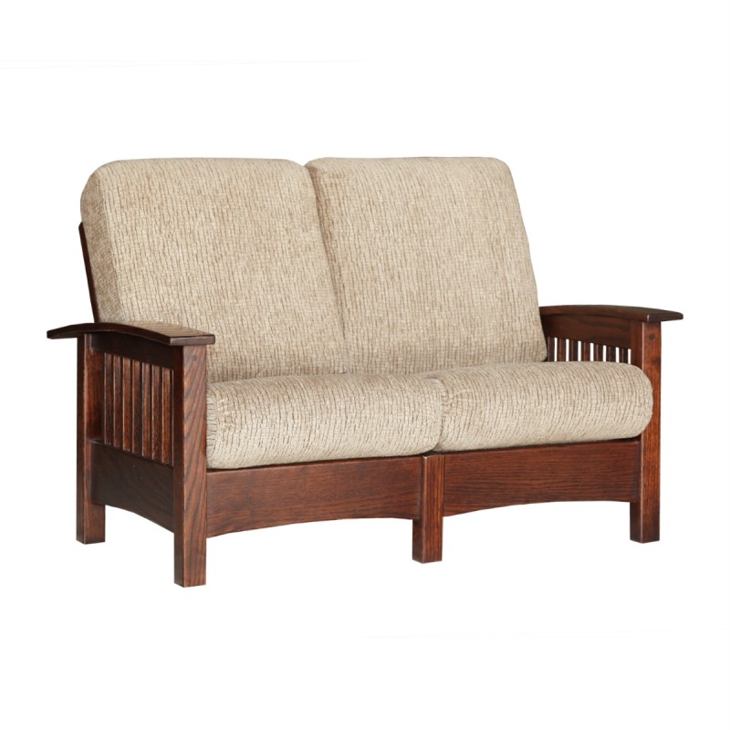 Childrens Mission Loveseat Amish Childrens Mission Loveseat Country Lane Furniture