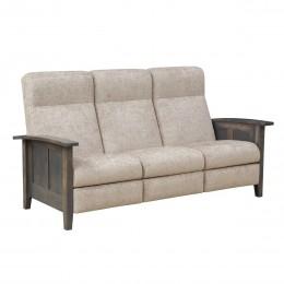 Shaker Reclining Sofa