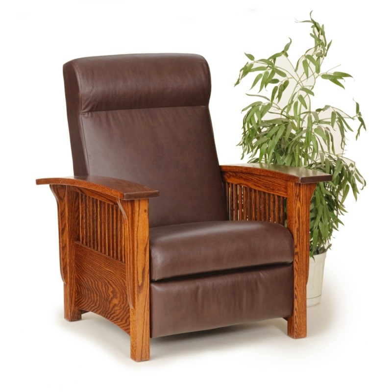 Mission Chair Amish Mission Recliner Country Lane