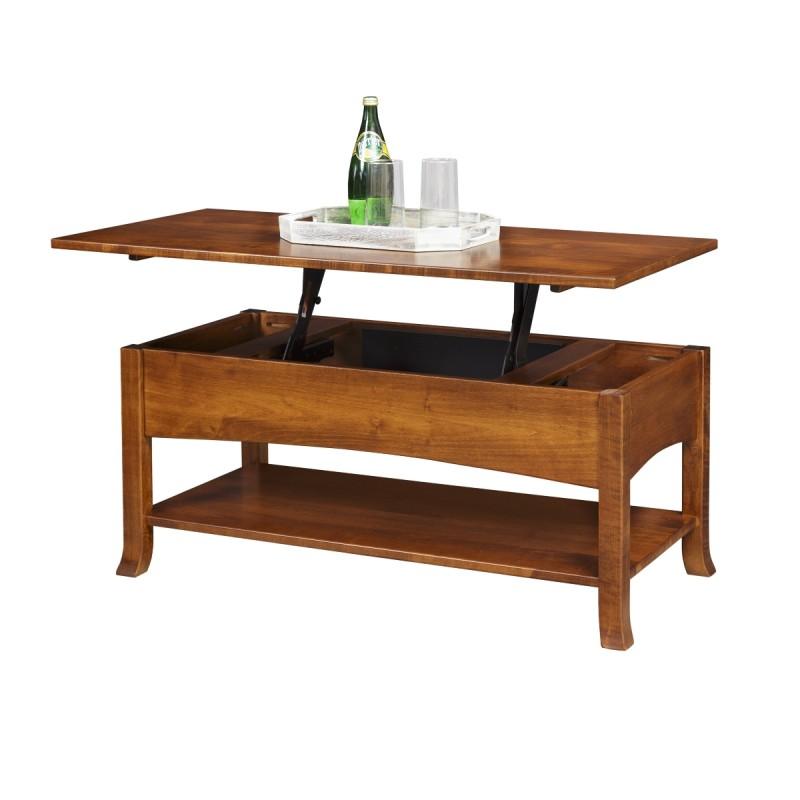Nantucket Coffee Table.Nantucket Lift Top Coffee Table Amish Nantucket Lift Top Coffee