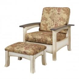 Nantucket Morris Chair & Ottoman