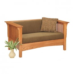 Mission Club Love Seat