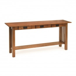 Mission Large Sofa Table