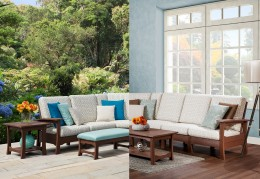 Poly Outdoor Sectional