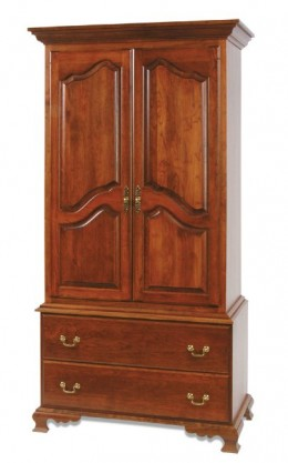 Colonial Armoire