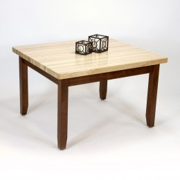 Shaker Butcher Block Table
