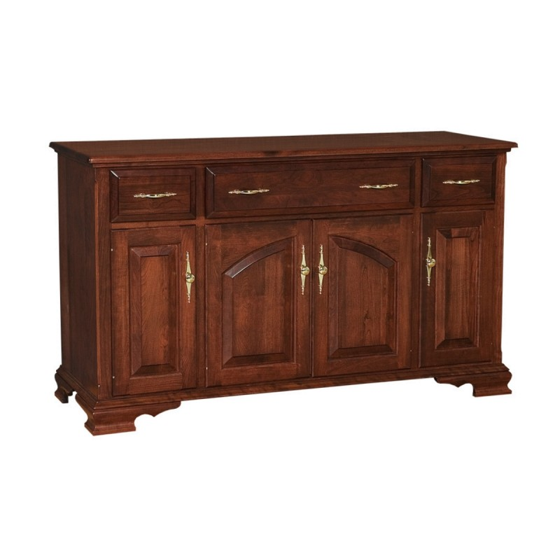 Queen Anne Buffet - Country Lane Furniture