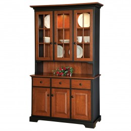 Shaker Small 3 Door Hutch