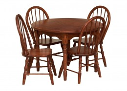 Child's Small Round Table Set