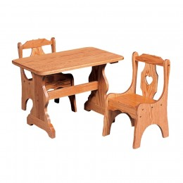 Child's Small Table Set