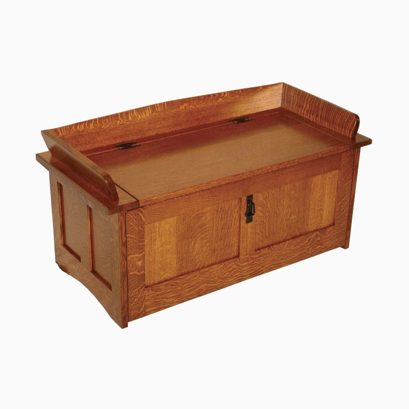 Shoe Storage Chest Amish Mission Shoe Storage Bench Country Lane Furniture