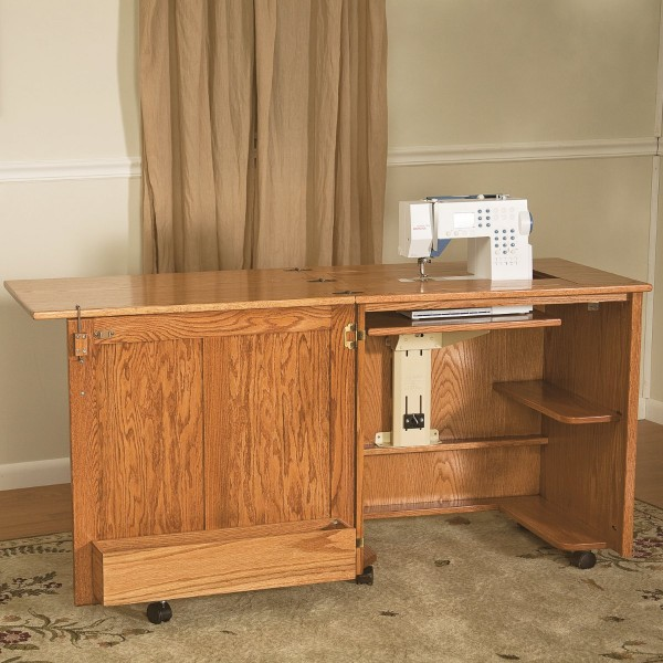 Mini Sewing Cabinet