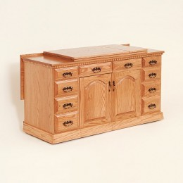 Sewing Center Sewing Cabinet
