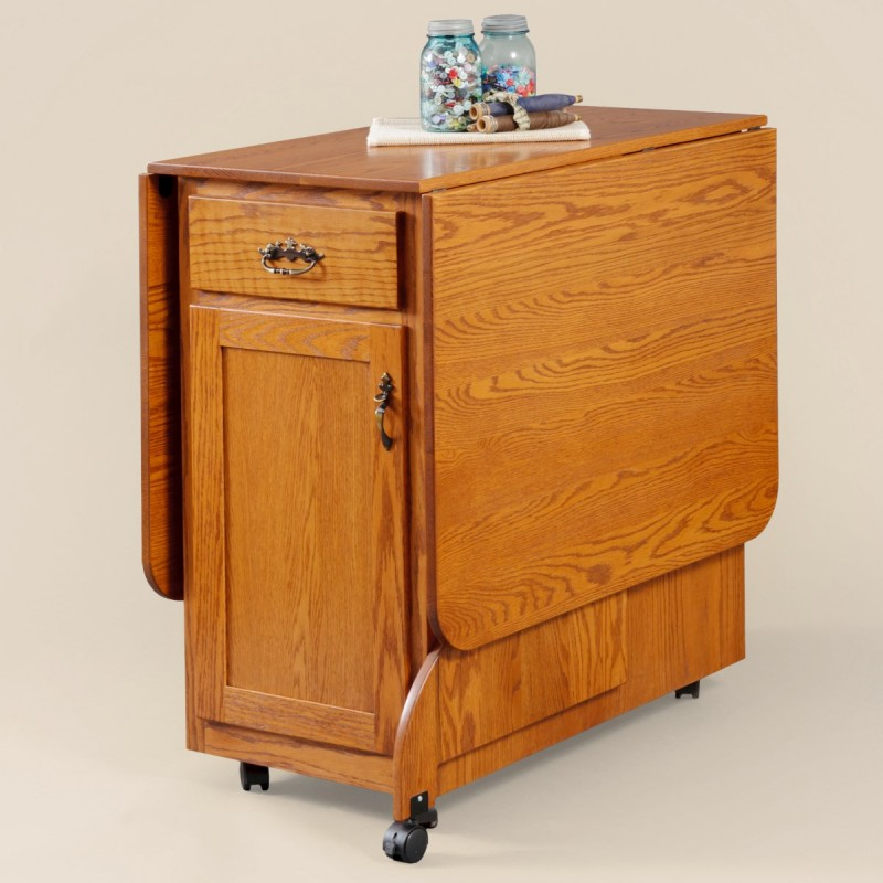 Large Solid Wood Crafting Tables Pa Handcrafted Sewing