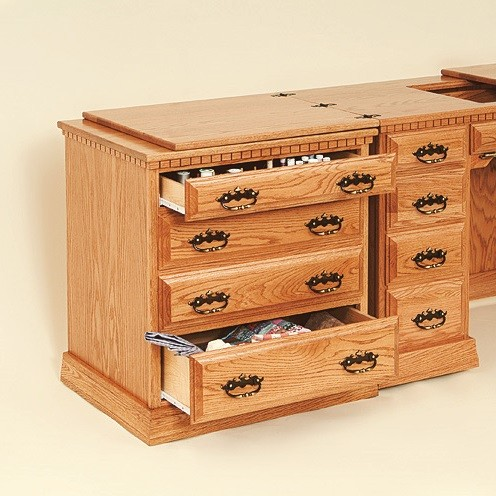 Sewing Chest