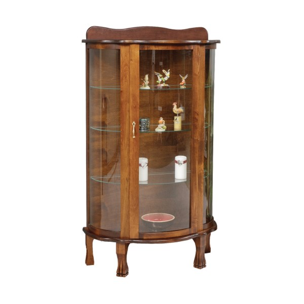 Small Rounded Curio