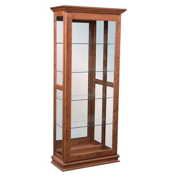 Sliding Door Picture Frame Curio