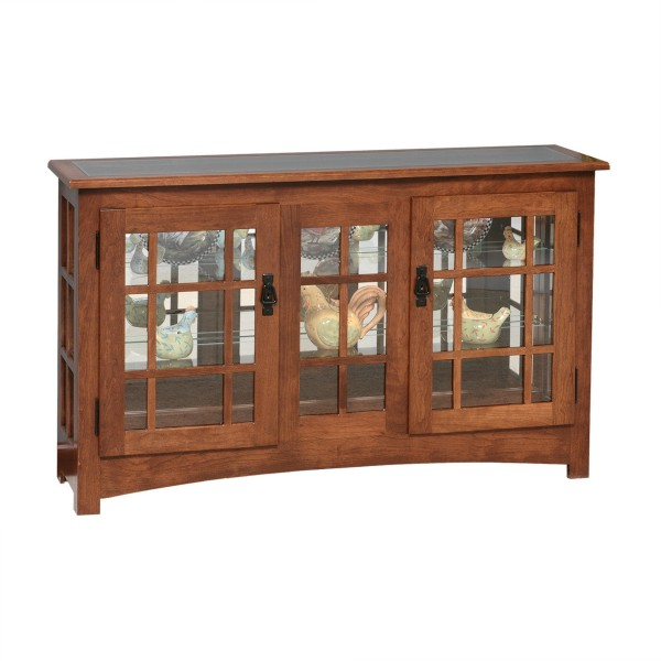 Mission Large Console Curio