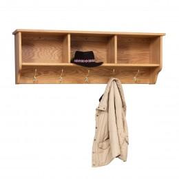 Traditional Shelf With Storage