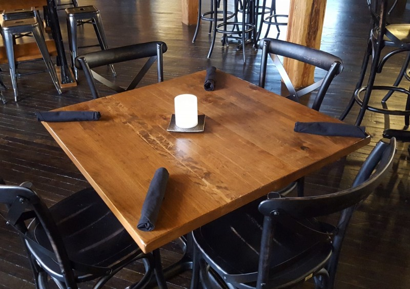 Custom Rochester Conference Table Cherry Dining Table