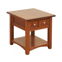 Garnet Hill Open End Table