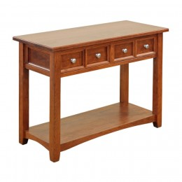 Garnet Hill Open Sofa Table