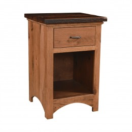 Barnwood Night Stand